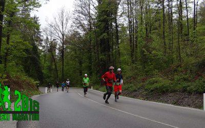 Obvestilo maratoncem